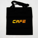 Racer Tote Bag (Black)