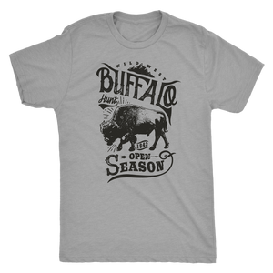 Buffalo Open Season