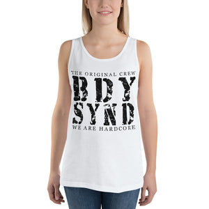 BODY SYNDICATE - Signature Line No. 6 - Tank Top