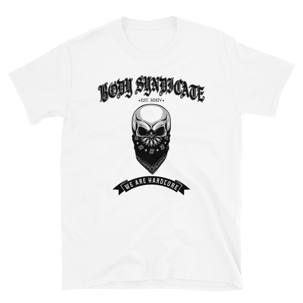 BODY SYNDICATE - Outlaw Skull - T-Shirt