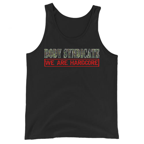 BODY SYNDICATE - Camouflage - Tank Top