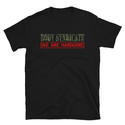 BODY SYNDICATE - Camouflage - T-Shirt