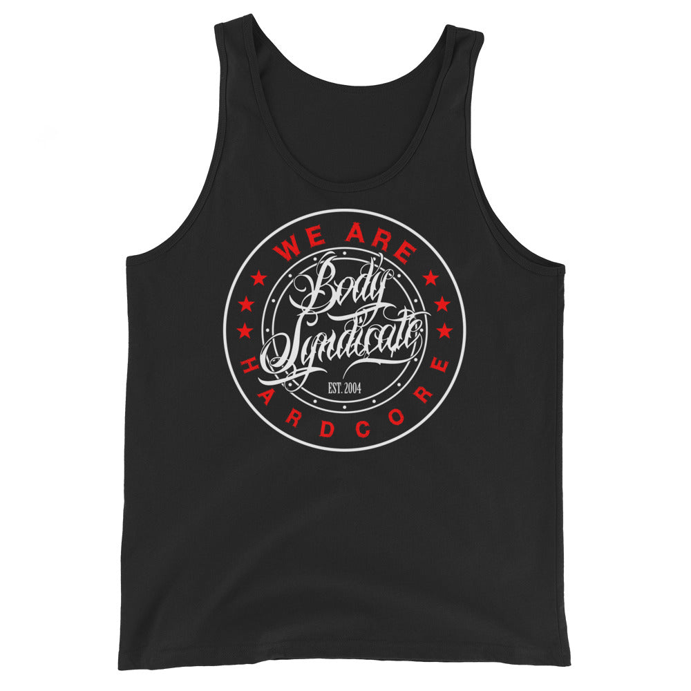 BODY SYNDICATE - Signature Line No. 11 - Tank Top