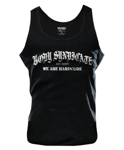 BODY SYNDICATE - Signature Line no. 3 - Tank Top
