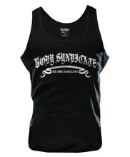 Download the image to the gallery viewer, BODY SYNDICATE - Signature Line No. 5 - Tank Top