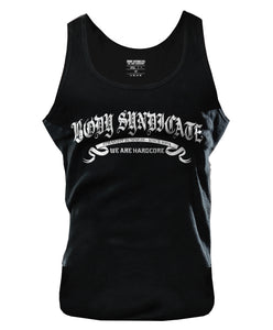 BODY SYNDICATE - Signature Line No. 5 - Tank Top