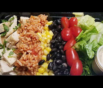 Southwest Chicken Salad