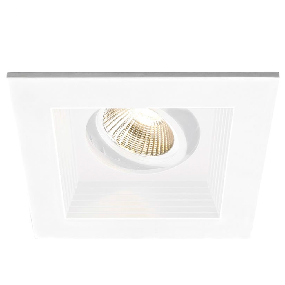 WAC Lighting | Mini Multiples LED Module White Housing with Trim