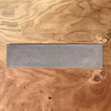 "Concrete Collaborative Taupe Concrete Tiles 6"" x 24"""