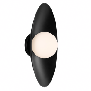 "Tech Lighting | Joni 13"" Wall-Matte Black"