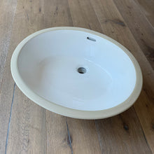 "Load image into Gallery viewer, Restoration Hardware | Restoration Hardware 17"" Under Mount Ceramic Sink Basin"