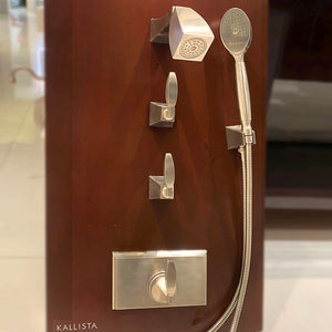 Kallista | Barbara Barry Shower Set