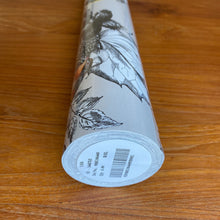 "Load image into Gallery viewer, Osborne & Little Wallcovering, ""Bird Song"". One roll, 29 1/4 feet x 27 1/2 inches."