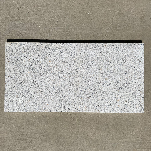 Concrete Collaborative | Alabaster Granite Chip Terrazzo