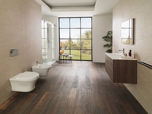Porcelanosa | Venis Porcelain Hampton Brown Floor Tiles 35x8