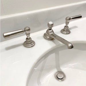 Watermark Stratford 321 Deck Mounted 3 Hole Lavatory Set