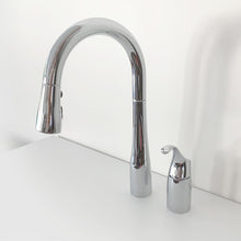 Load image into Gallery viewer, Kohler Simplice Pull-Down Faucet in Polished Chrome.