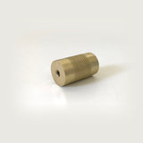 Schoolhouse Electric Natural Brass Cabinet Knob