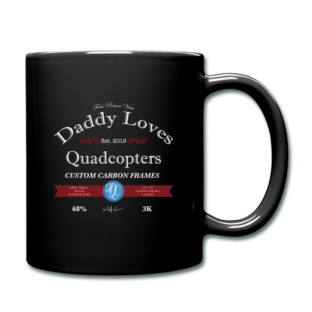 Daddy's Own Mug - black