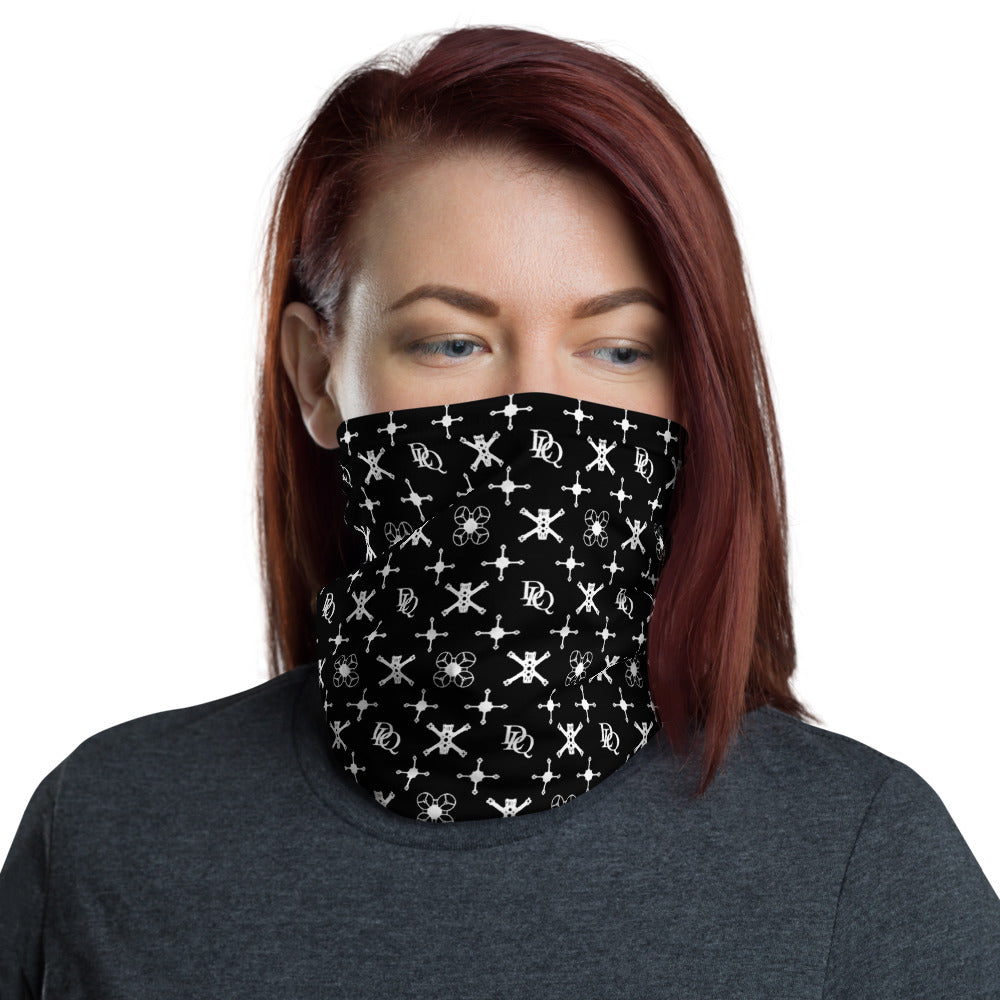 DLQ Neck Gaiter BLACK-OPS