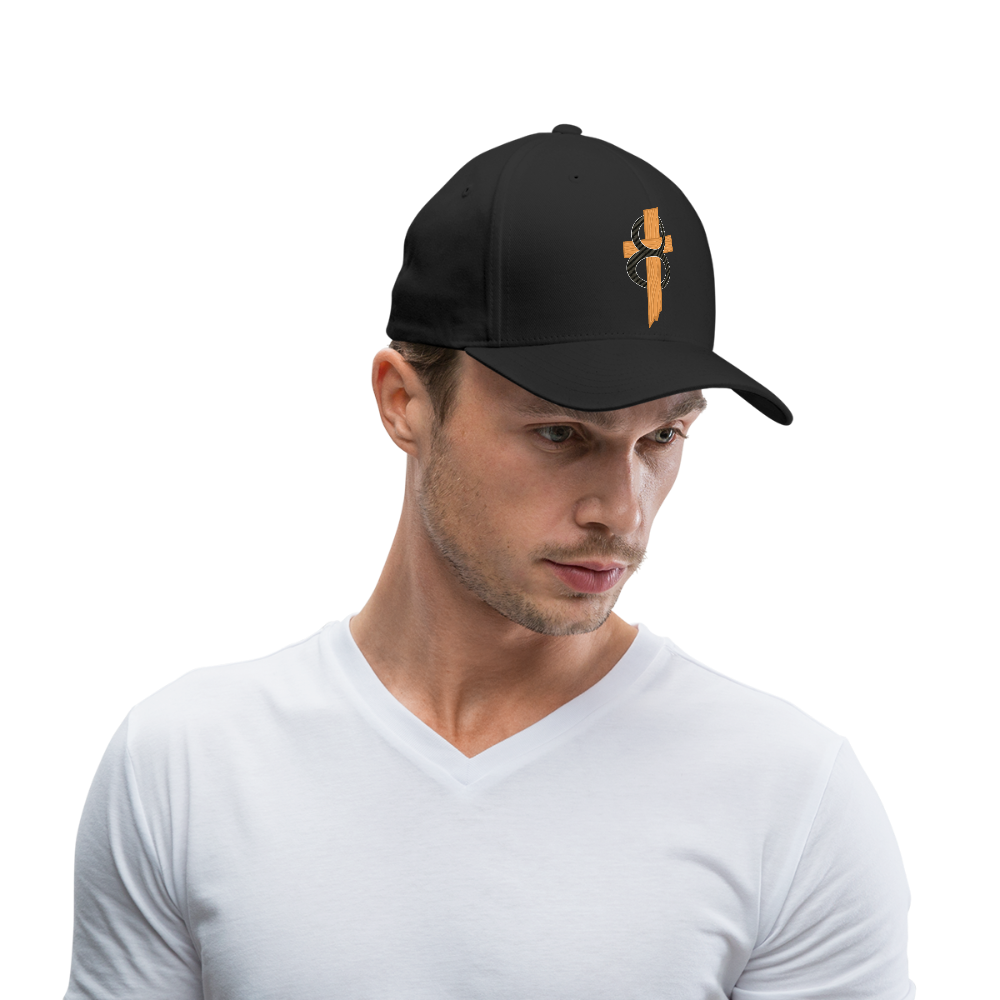 8Bit_Christ Signature Cap - black