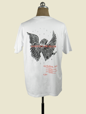 Falling Angels T-Shirt Weiß