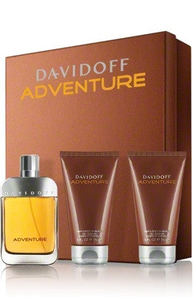 Davidoff - Adventure Gift Set