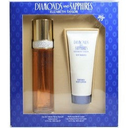 Elizabeth Taylor - Diamonds And Sapphires Gift Set
