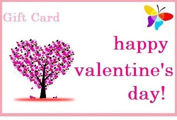 Gift Card - Happy Valentine (Tree)