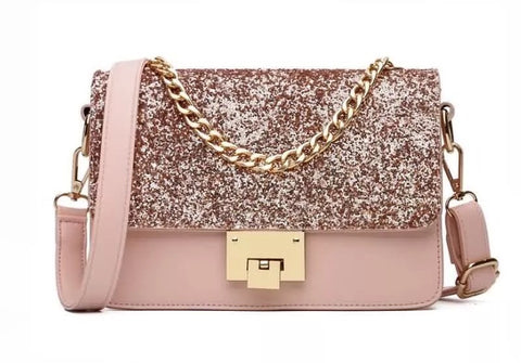 Glitterati Shoulder Handbag