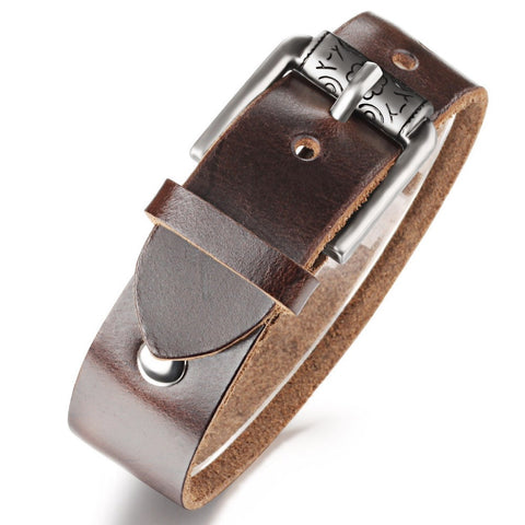 Buckle Hombre Wristband