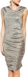 Slinky Shimmering Bodycon Dress
