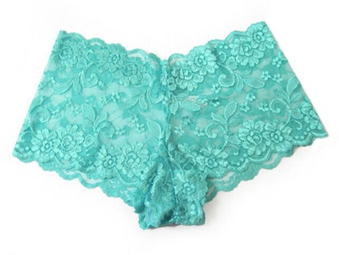 All Over Lace Boyshorts