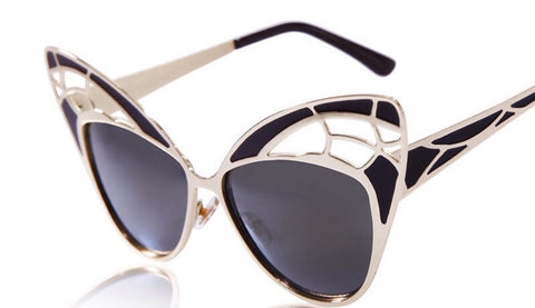 Cat Eyes Extreme Sunglasses