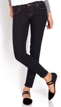Favorite Ankle Length Skinny Jeans