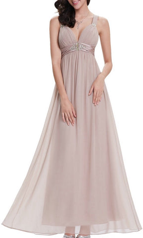 Dazzling Chiffon Occasion Dress