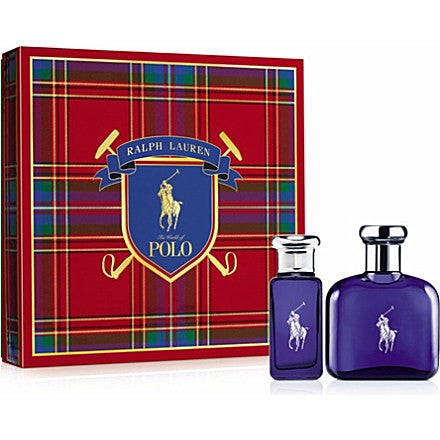 Ralph Lauren - Polo Blue Gift Set