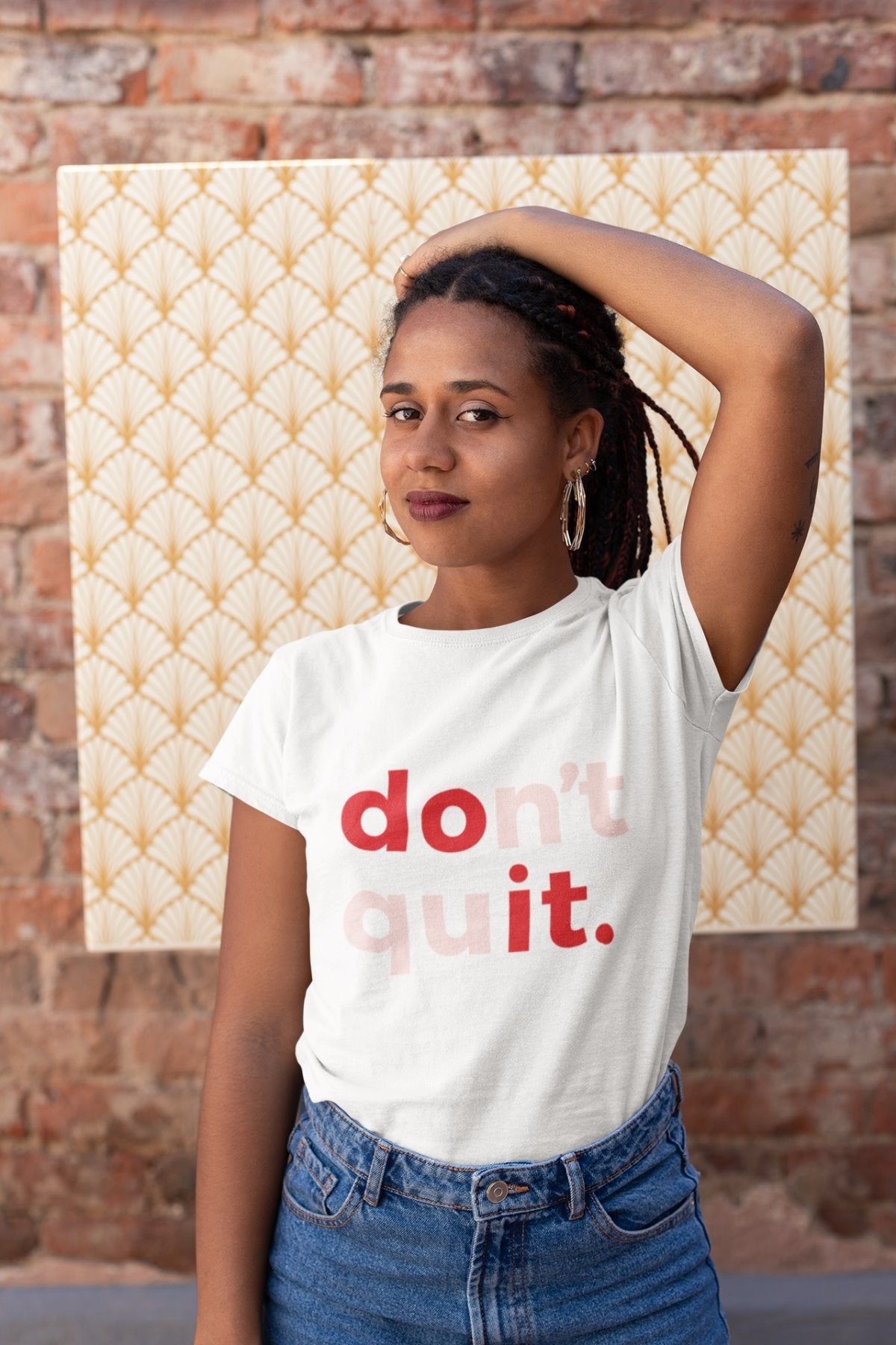 Don't Quit (Do It) - Unisex Shirt