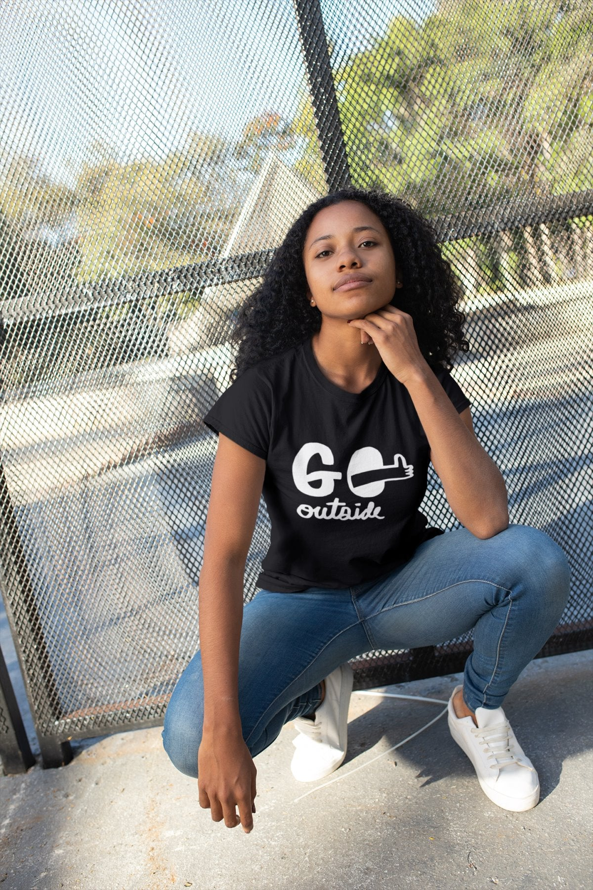 Go Outside - Unisex Shirt