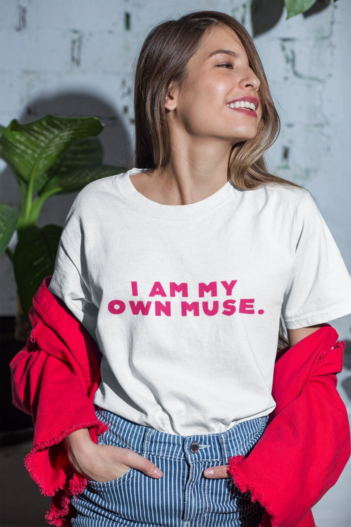 I Am My Own Muse - Unisex Shirt