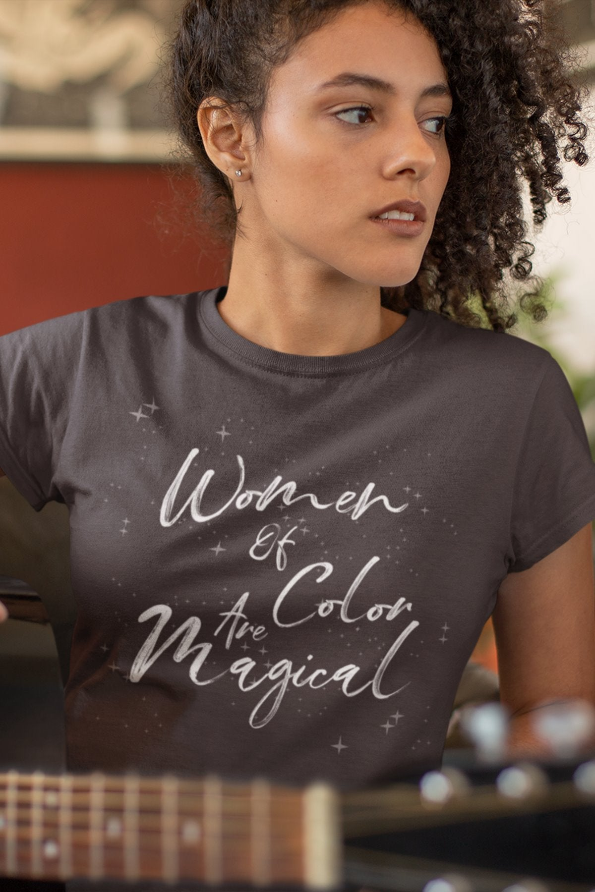 Women of Color Are Magical - Unisex Shirt