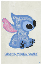 Load image into Gallery viewer, Lilo and Stitch Poster