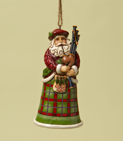 Scottish Santa | Destination Christmas