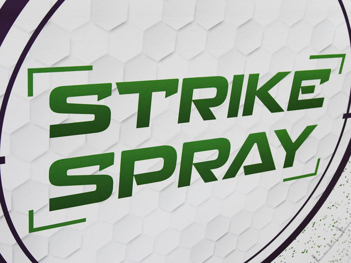 The Golden Ferret at PGA Show 2020: Strike Spray Review