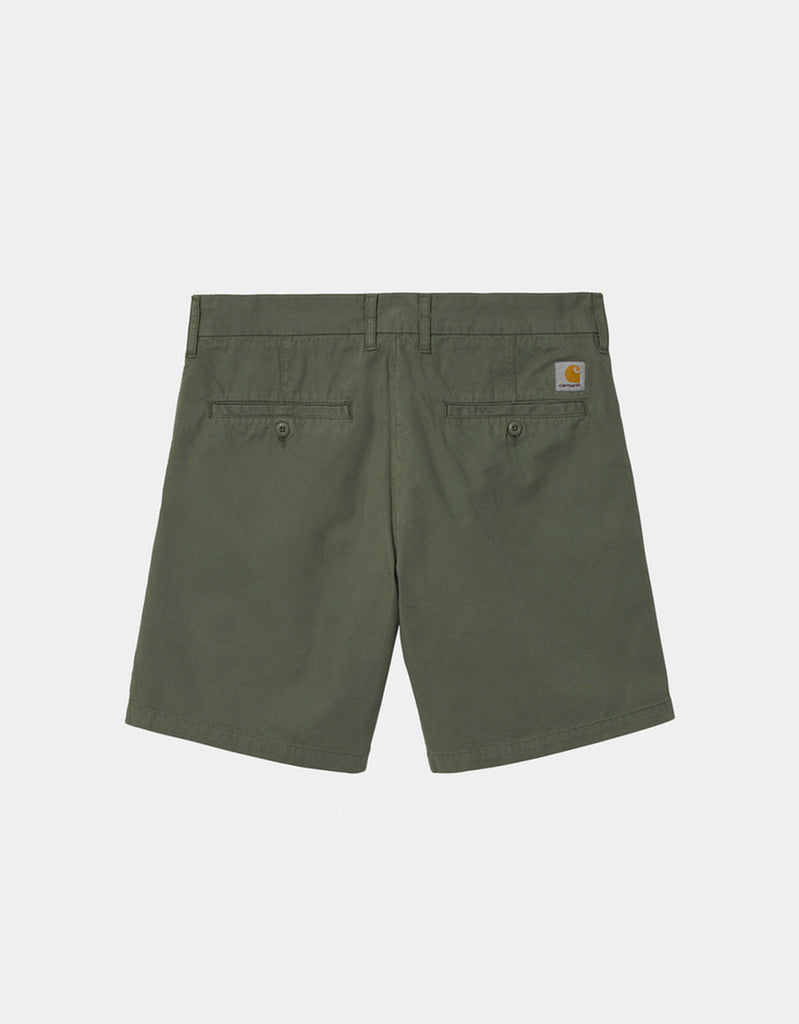 Bermudas John short - dollar green - Tequila Sunset