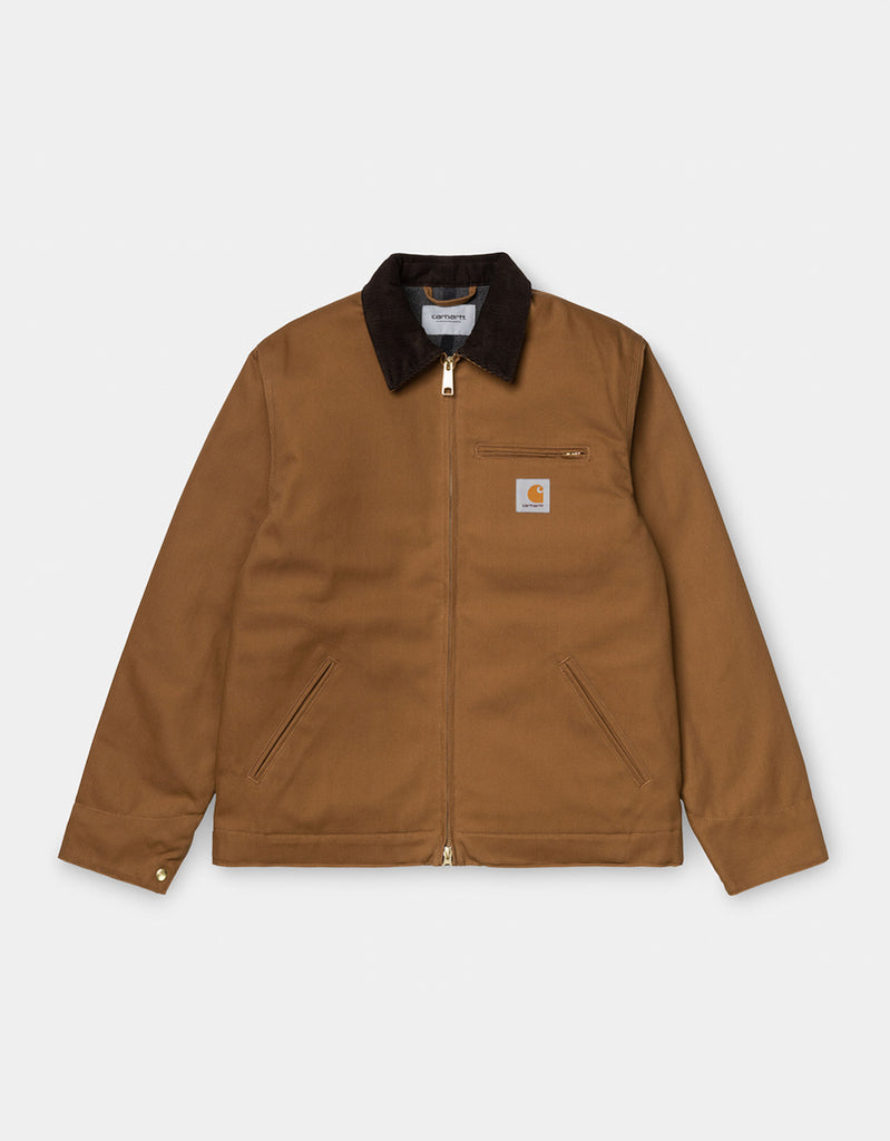 Cazadora Detroit jacket - hamilton brown (rigid) - Tequilasunset