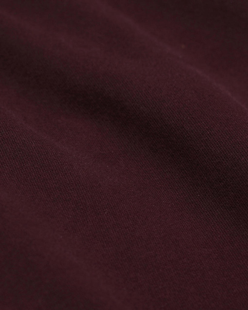 Sudadera - oxblood red