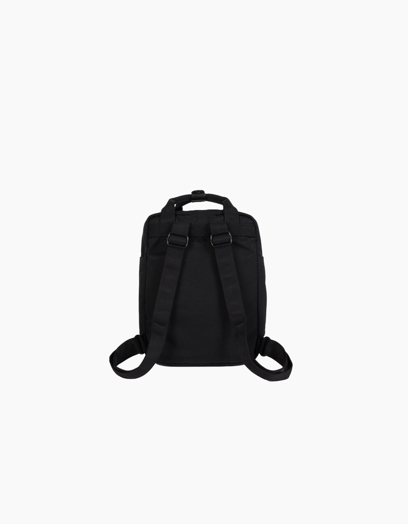 Mochila Macaroon Mini - all black - Tequila Sunset