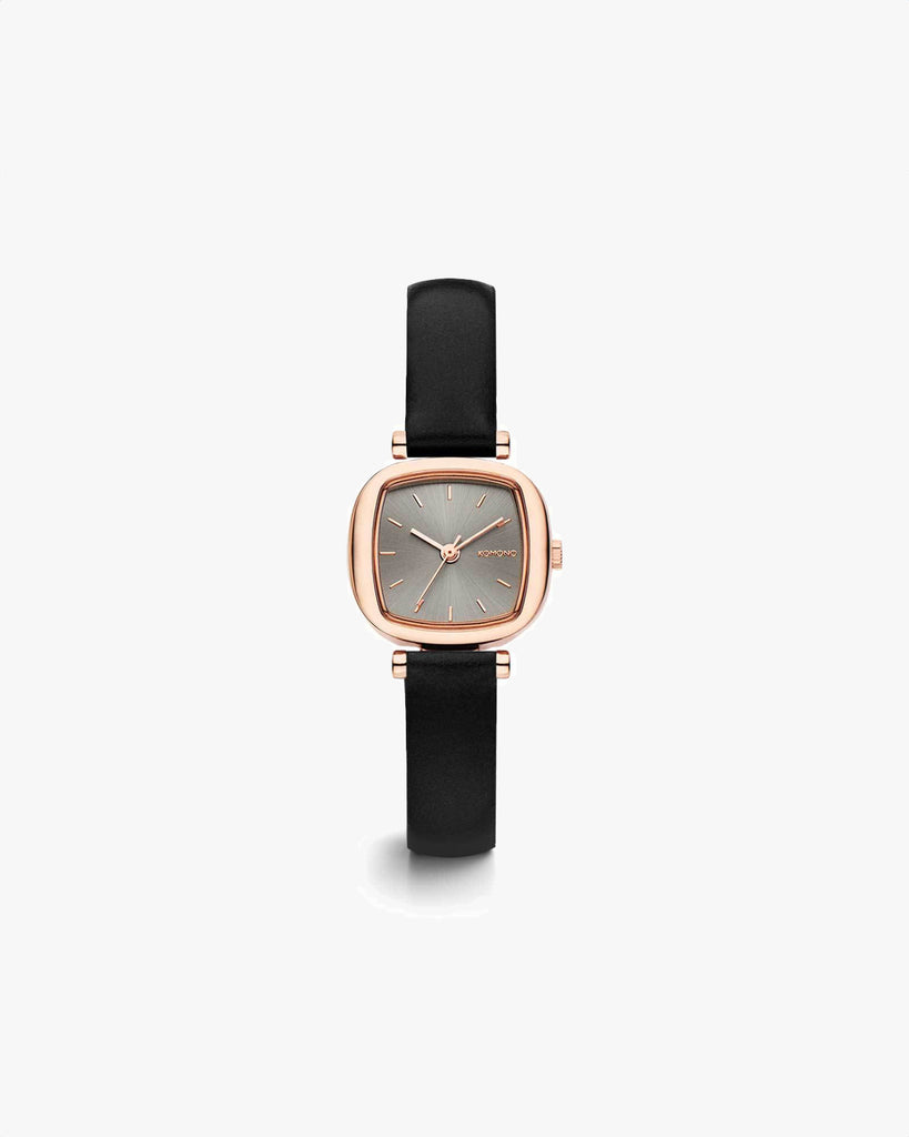 Reloj Moneypenny - black rose - Tequilasunset