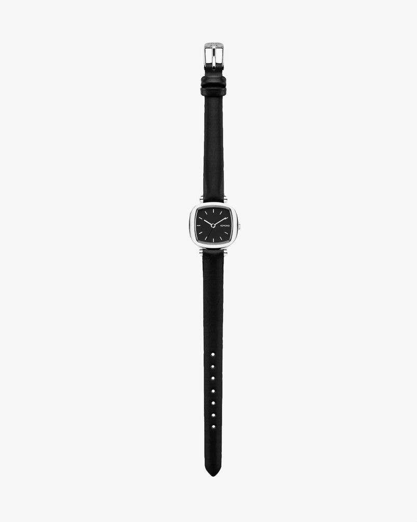 Reloj Moneypenny - black silver - Tequila Sunset